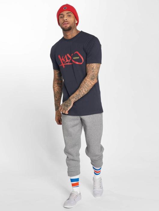 K1X T-Shirt Bootleg Tag blau