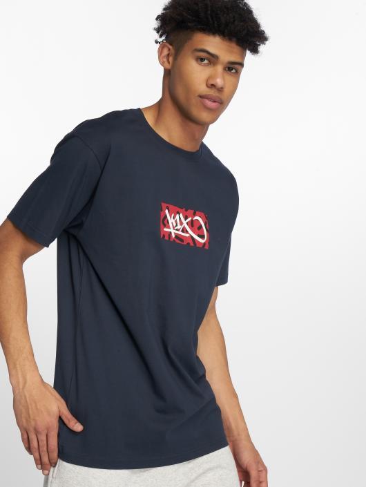 K1X T-Shirt Box Logo blue