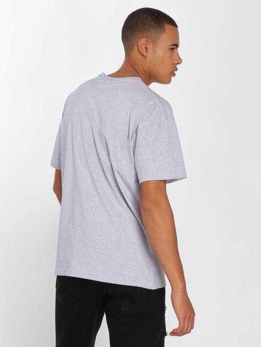 K1X T-Shirt University of Basketball grau