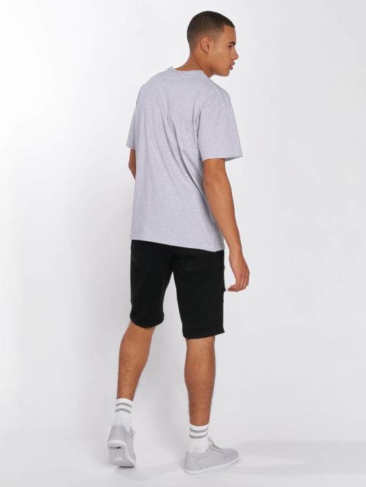 K1X T-Shirt University of Basketball gray