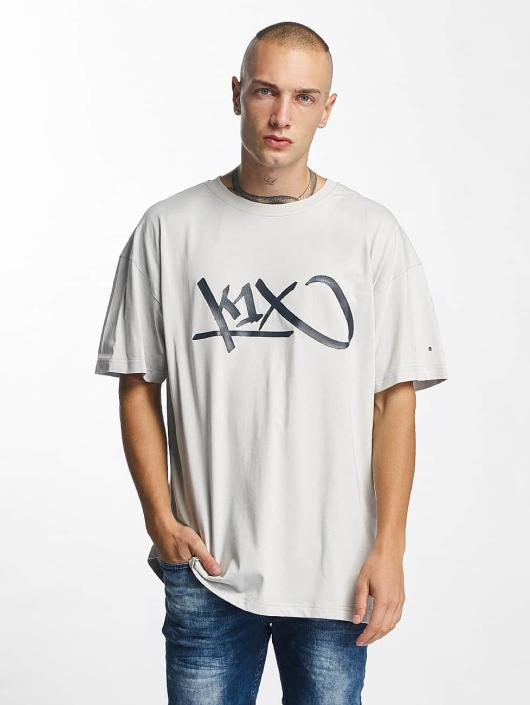 K1X T-Shirt Ivery Sports Tag grey