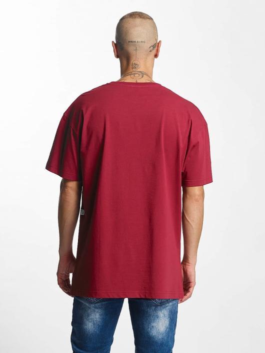K1X t-shirt Play Hard Basketball rood