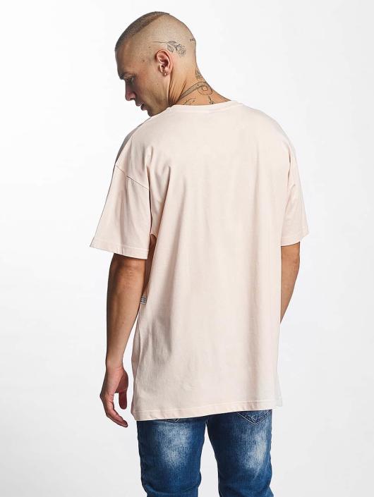K1X T-Shirt Play Hard Basketball rosa