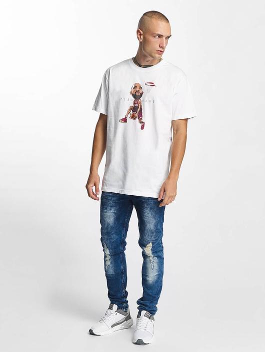 K1X t-shirt T.Dot Dunk wit
