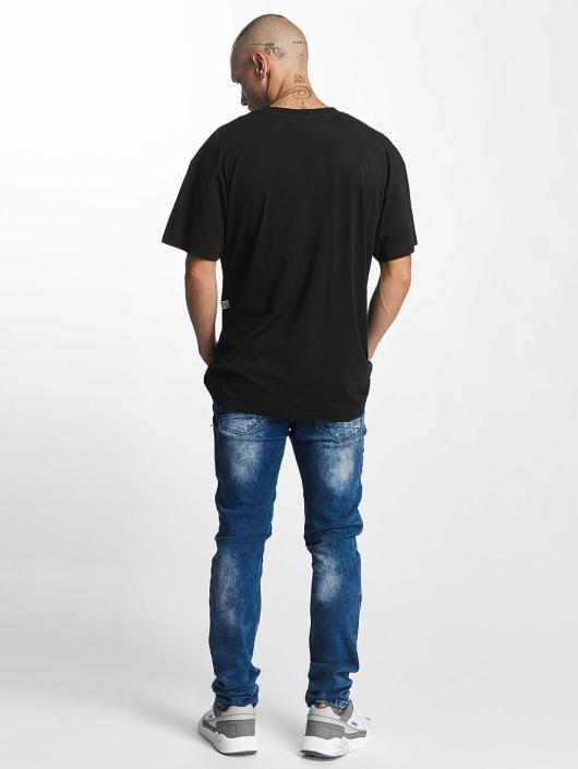 K1X t-shirt Play Me zwart