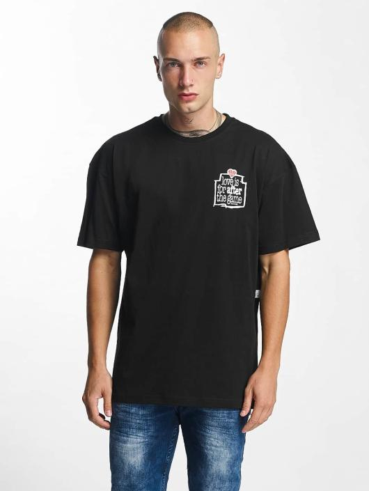 K1X T-Shirty Love Is For After czarny