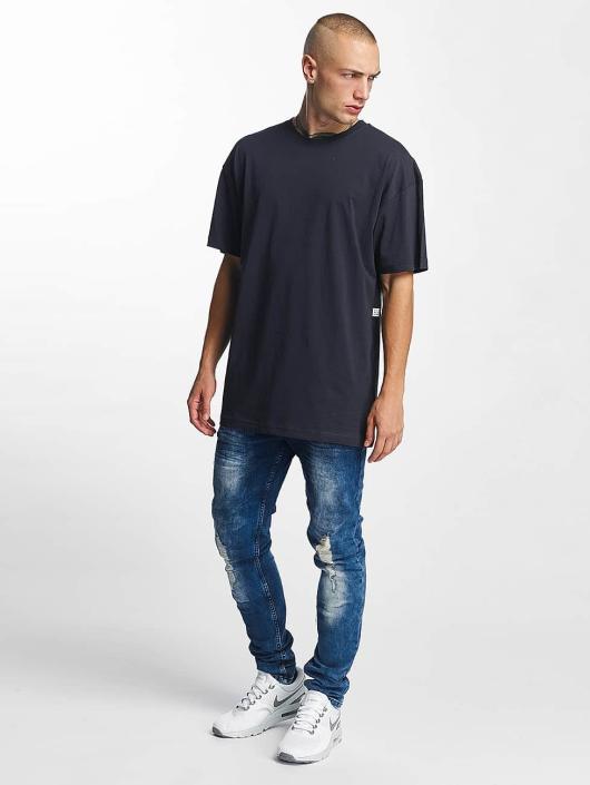 K1X T-Shirty Crest niebieski