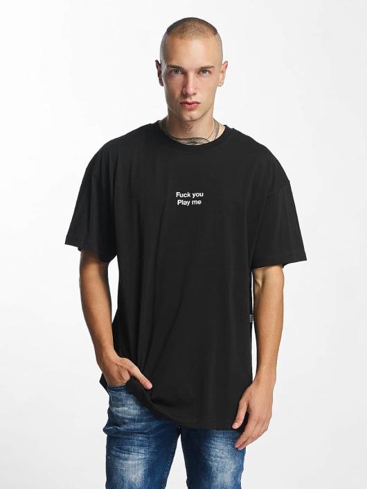 K1X T-skjorter Play Me svart