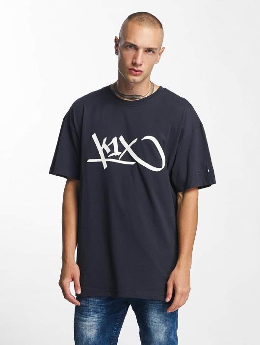 K1X Tričká Ivery Sports Tag modrá