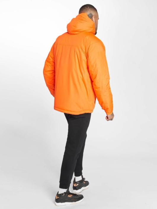 K1X Winterjacke Urban MK4 orange