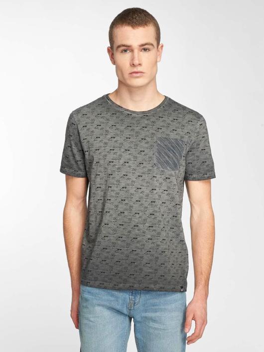 Kaporal Camiseta Pocket gris