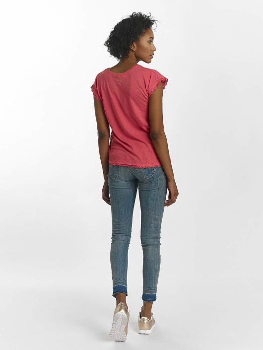 Kaporal Camiseta Pocket rojo