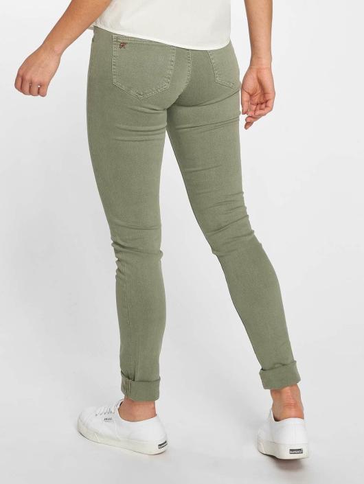Kaporal Jeans ajustado Olivia oliva