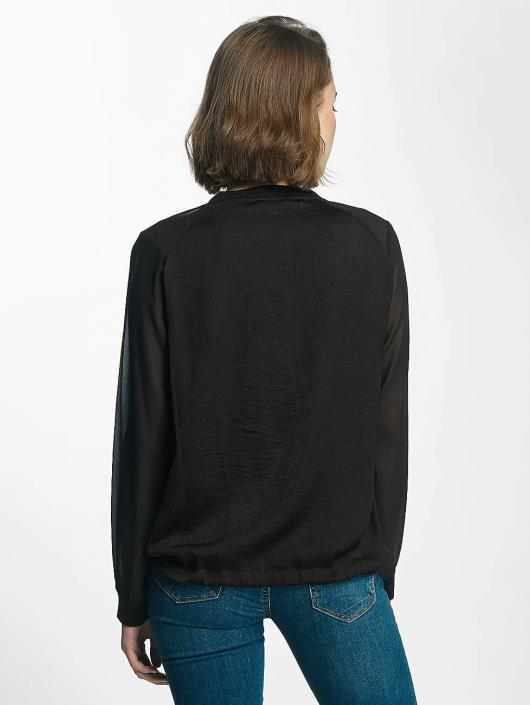 Kaporal Longsleeve Woven schwarz