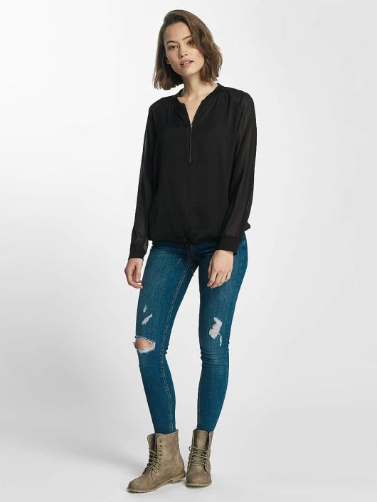 Schwarz Nike Polyester Leggings 463431 Damen Kleidung