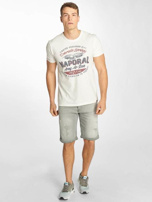 Kaporal Shortsit Jeans harmaa