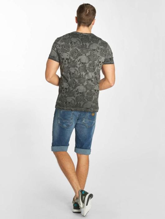 Kaporal Shortsit Jeans sininen