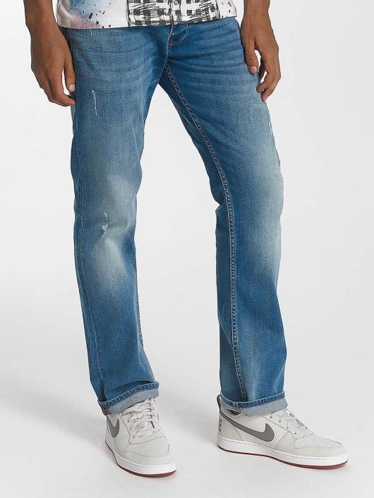 Kaporal Straight Fit Jeans Bastian blau