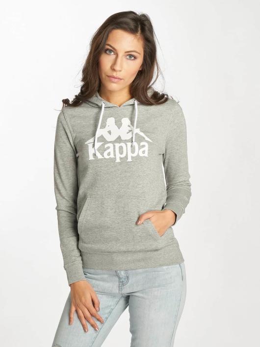 Kappa Hoodie Zimy gray
