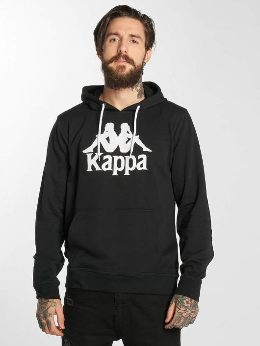 Kappa Hoodies Zimim čern