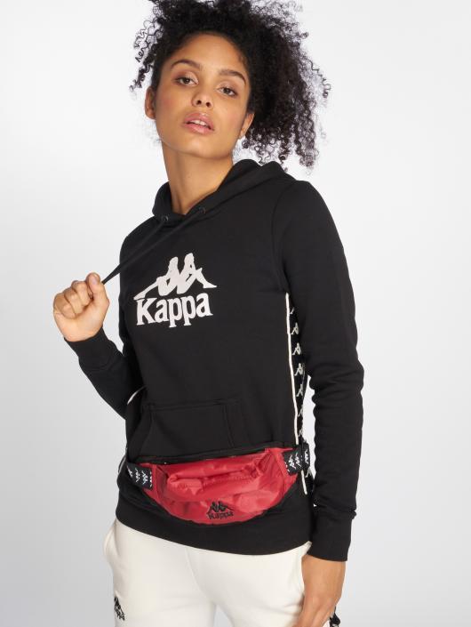 Kappa Hoody Dilara schwarz