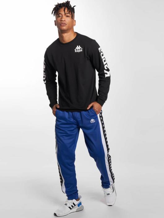Kappa Spodnie do joggingu Luis niebieski
