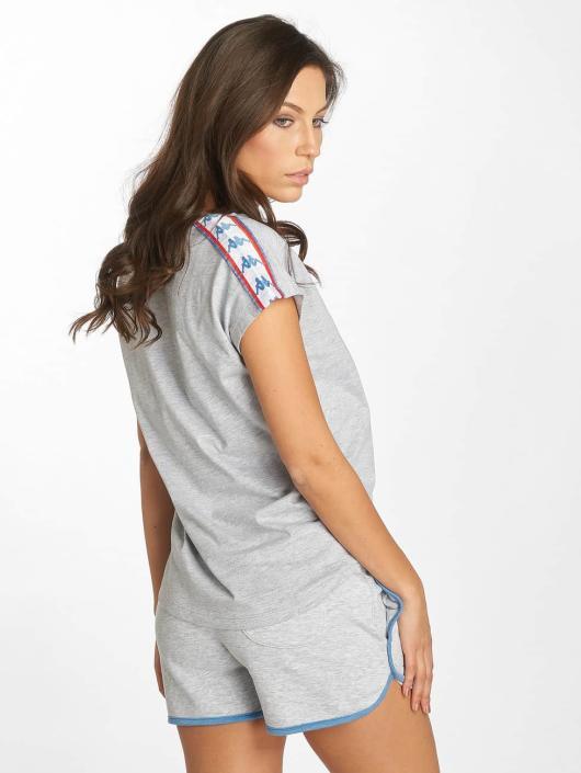 Kappa T-paidat Chiara harmaa