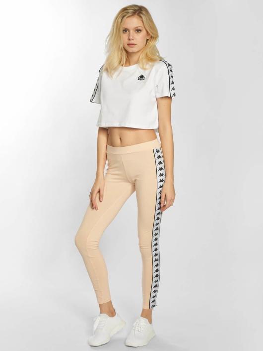 Kappa T-paidat Apua valkoinen