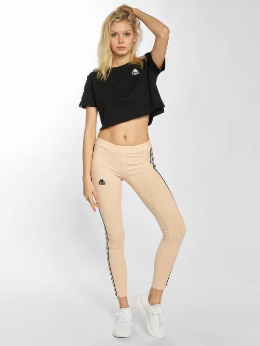 Kappa T-Shirt Apua noir