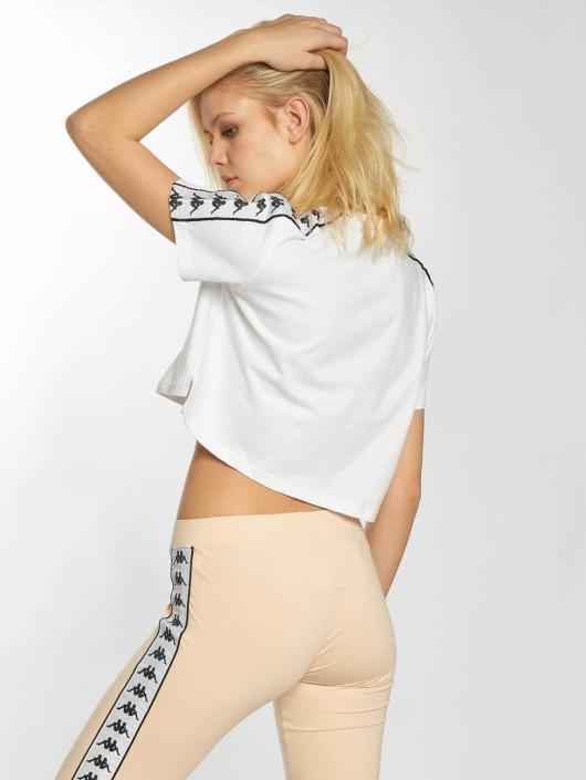 Kappa T-Shirt Apua white