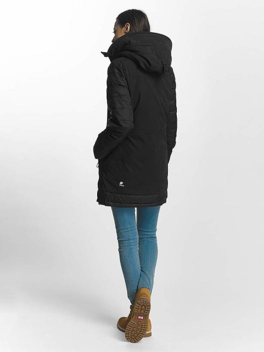 Khujo Демисезонная куртка Romy черный