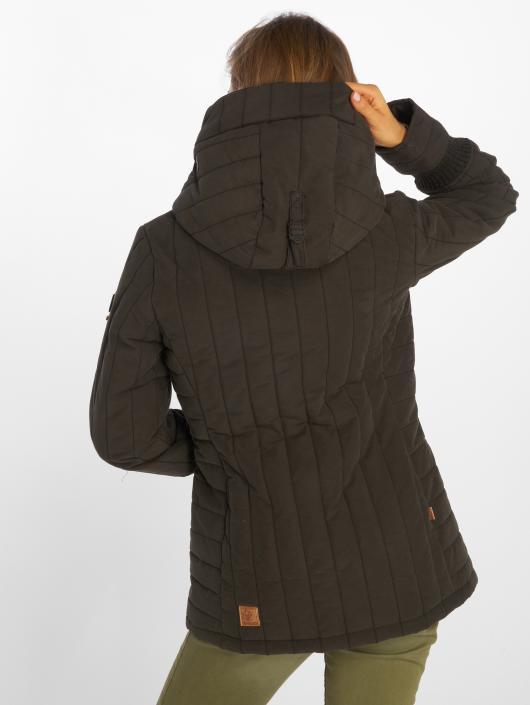Khujo Зимняя куртка Cayus черный