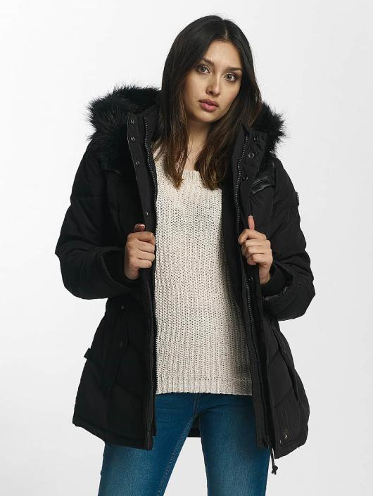 Khujo Зимняя куртка Winsen II черный