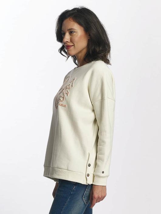 Khujo Пуловер Marita бежевый