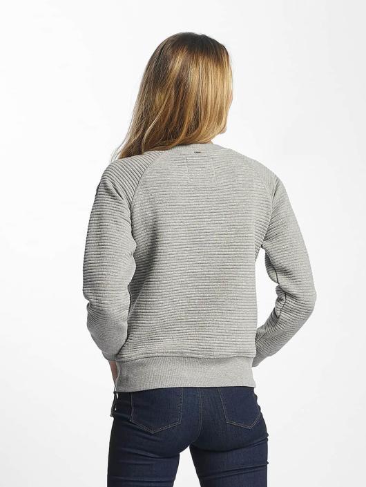 Khujo Пуловер Dilara серый
