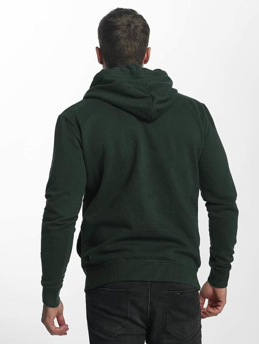 Khujo Bluzy z kapturem Vobat zielony