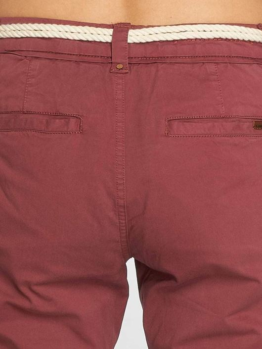 Khujo Chino pants Suvi red