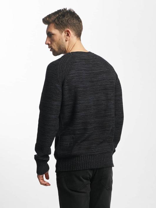 Khujo Jersey Percy Knit negro