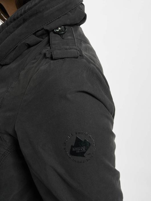 Khujo Lightweight Jacket Cass black