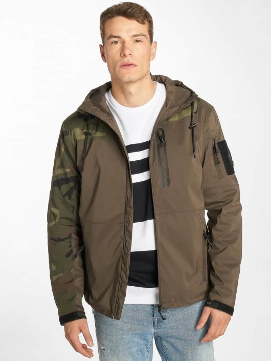 Khujo Lightweight Jacket Enrico brown