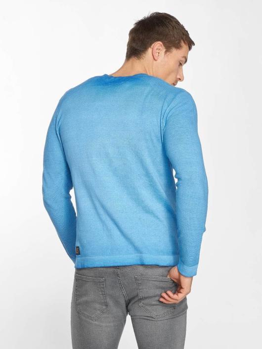 Khujo Pullover Pedro blue