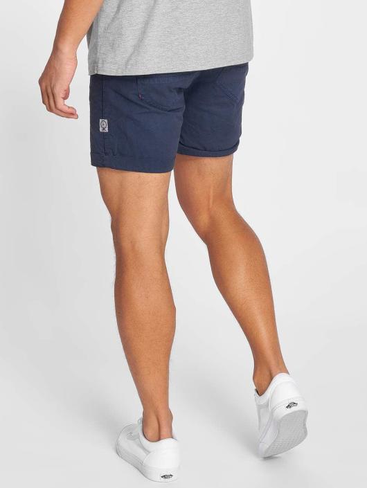 Khujo Shorts Caden blå