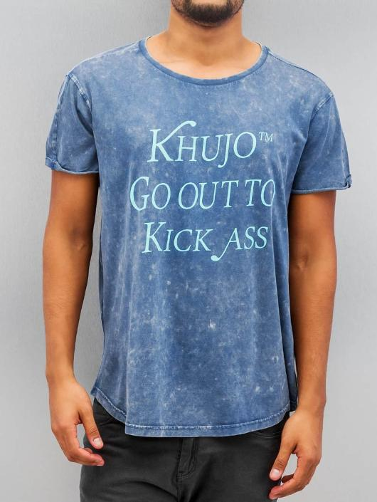 Khujo T-paidat Ulaf sininen