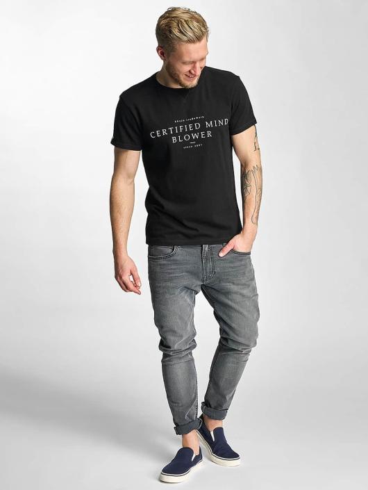 Khujo T-Shirt Tough black