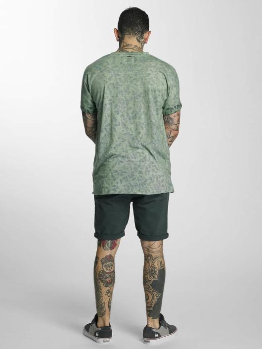 Khujo T-Shirt Usher green