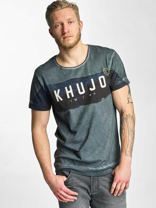 Khujo T-Shirt Toulouse green