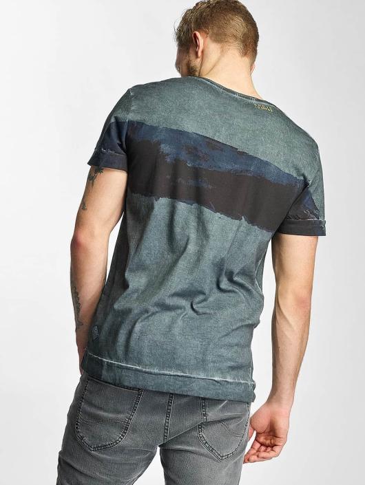 Khujo T-Shirt Toulouse grün