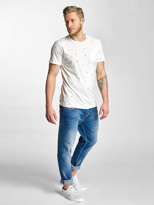 Khujo T-Shirt Tarasco white