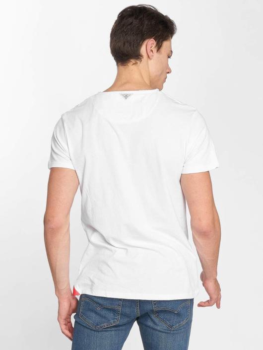 Khujo T-Shirt Tagos white