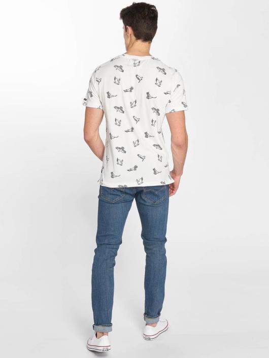 Khujo T-Shirt Terico white